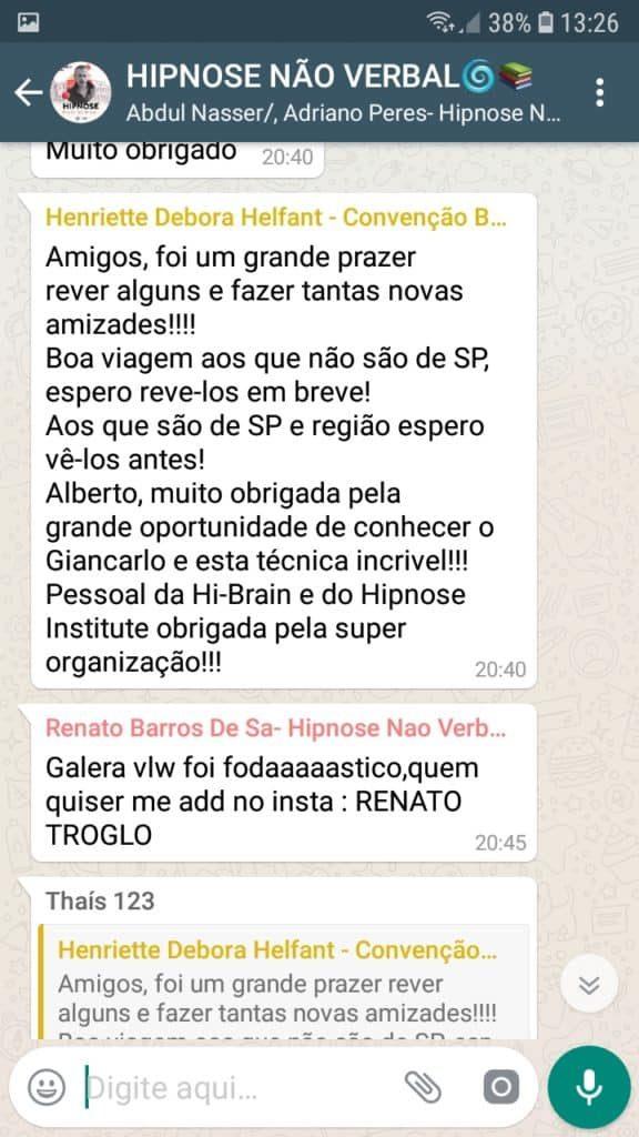 Hipnose Não Verbal em São Paulo 6