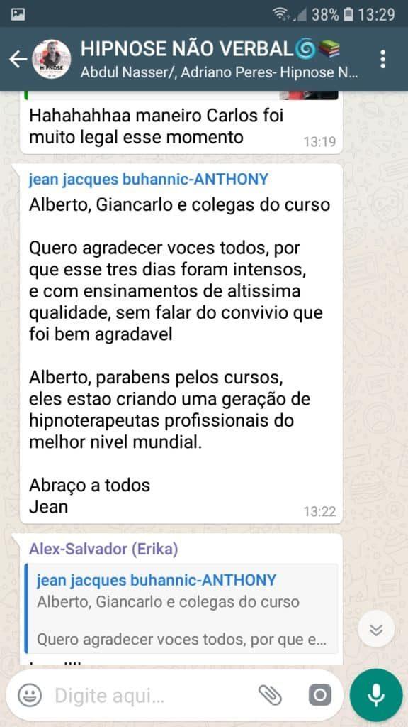 Hipnose Não Verbal em São Paulo 7