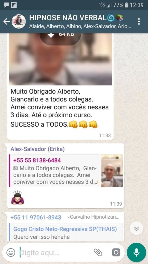 Hipnose Não Verbal em São Paulo 8